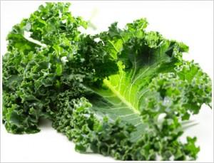 smoothie vert pour l'acné