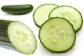 Concombre pour pores dilatés