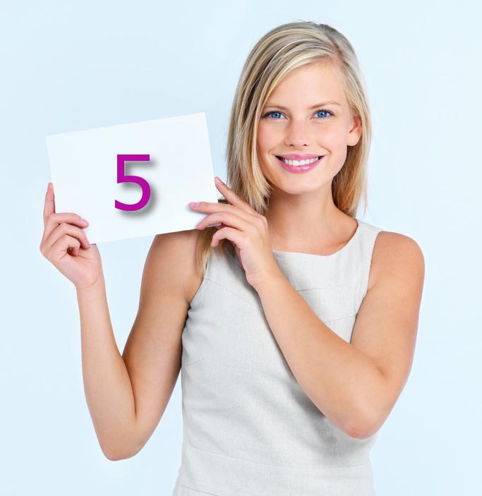 5 choses à faire pour une belle peau