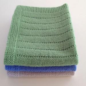 Blanket-pile-Green
