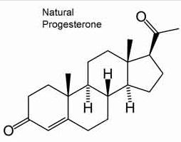 Progesterone naturelle